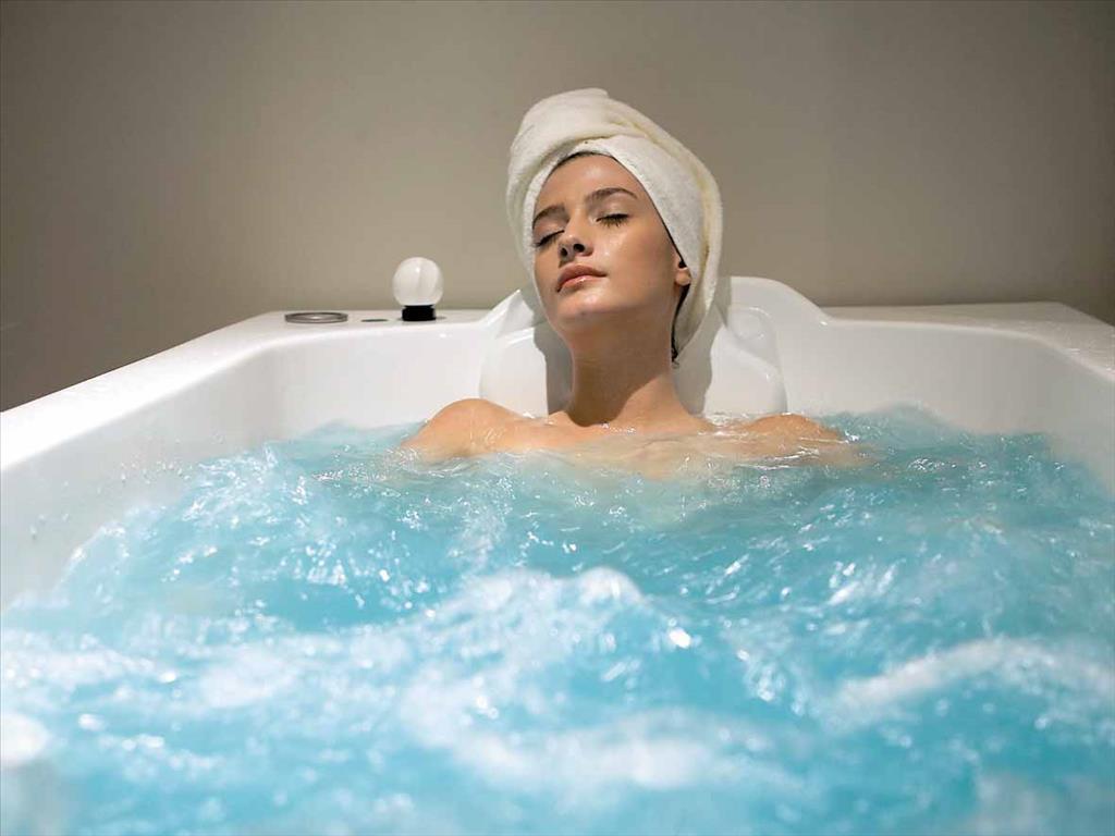 Лечебная ванна в домашних условиях